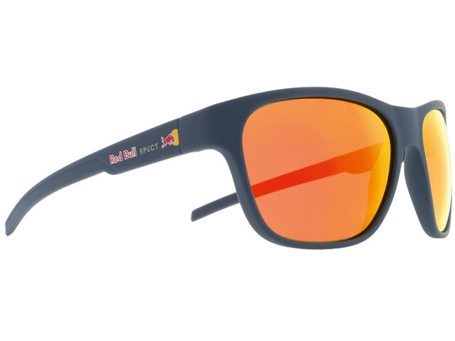 Red Bull SPECT Sonic Zonnebril, matte blue/brown-red